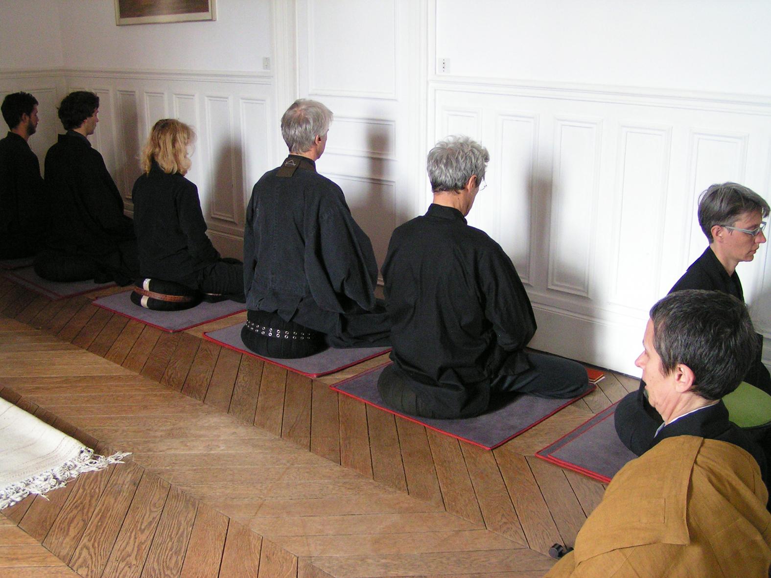 association zen soto du Châtelet - Paris